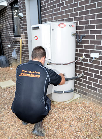 Gas Hot Water Repairs & New Systems